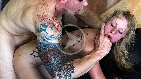 Jolee Gets Bent Over and Nailed Doggystyle